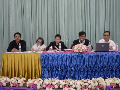 ประชุมบุคลากรวิทยาลัยเทคนิคราชบุรี 2
