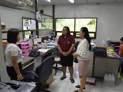 นิเทศครูผู้ฝึกงานที่สถานประกอบการ