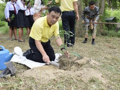 กิจกรรมปลูกต้นไม้แห่งชาติ