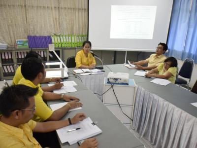 การประชุมทวิภาคี