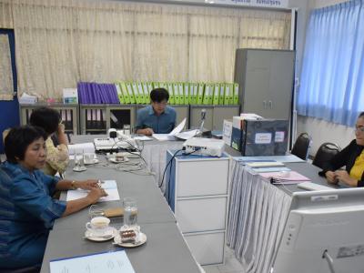 การประเมินบข้าราชการครูก่อนการแต่งตั้งให้ดำรงตำแหน่งรองฯ