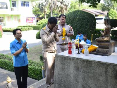 วิทยาลัยเทคนิคราชบุรี2 ยินดีต้อนรับท่าน ผอ.ชม แก้ววงษ์จันทร์