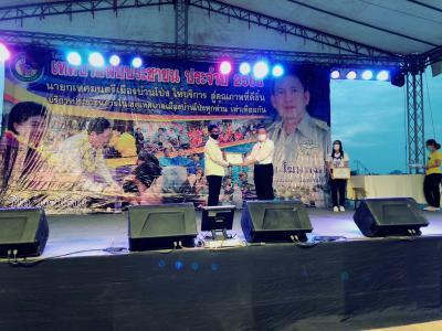 วิทยาลัยเทคนิคราชบุรี 2 เข้าร่วมโครงการเทศบาลพบประชาชน