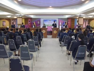 ประชุมงานองค์การวิชาชีพในอนาคตแห่งประเทศไทย